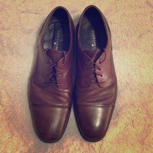 Florsheim dress shoes.